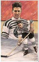 "Cecil ""Babe"" Dye Legends of Hockey Card #51"