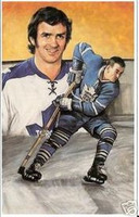 Dave Keon Legends of Hockey Card #58