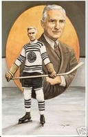 "James ""Dick"" Irvin Legends of Hockey Card #57"