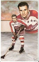 "Reginald ""Hooley"" Smith Legends of Hockey Card #62"