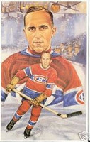 Howie Morenz Legends of Hockey Card #69