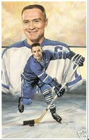 "George ""Chief"" Armstrong Legends of Hockey Card #76"