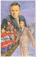 Sam Pollock Legends of Hockey Card #90