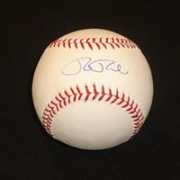 Rick Porcello Autographed Baseball