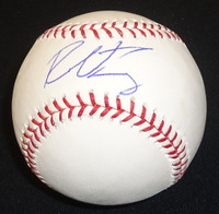 Robbie Ray Autographed Baseball