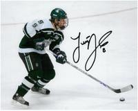 Justin Abdelkader Autographed 8x10 Photo #4 - MSU Spartans (Pre-Order)