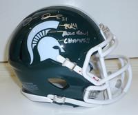 Darqueze Dennard Autographed Mini Helmet
