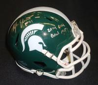 Kyler Elsworth Autographed Mini Helmet