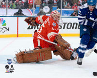 Jimmy Howard Autographed 8x10 Photo #5 - Winter Classic (Pre-Order)