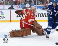 Jimmy Howard Autographed 16x20 Photo #1 - Winter Classic (Pre-Order)