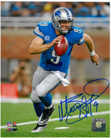 Matthew Stafford Autographed Photo