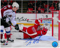 Jimmy Howard Autographed Photo