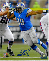 Ndamukong Suh Autographed Photo