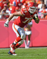 Eric Fisher Autographed Photo