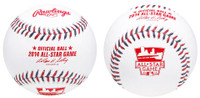 Victor Martinez Autographed Baseball - 2014 All Star Ball(Pre-Order)