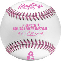 Victor Martinez Autographed Baseball - Mothers Day Ball (Pre-Order)