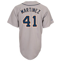 Victor Martinez Autographed Detroit Tigers Road Jersey (Pre-Order)