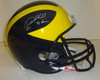 Desmond Howard Autographed Michigan Helmet Heisman