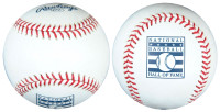 Al Kaline Autographed Baseball - Official Hall of Fame Logo Ball (Pre-Order)