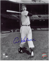 Al Kaline Autographed 8x10 Photo #3 - 1960's Batting (Pre-Order)