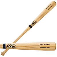 James McCann Autographed Rawlings Big Stick Bat - Tan (Pre-Order)