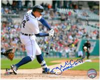 James McCann Autographed 8x10 Photo #1 - Home Batting (Pre-Order)