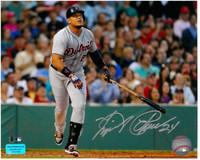 Miguel Cabrera Autographed 16x20 Photo #3 - Road Home Run (Pre-Order)
