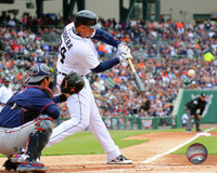 Miguel Cabrera Autographed 8x10 Photo #1 - Home Batting (Pre-Order)