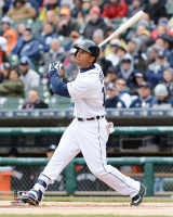 Anthony Gose Autographed 8x10 Photo #3 - After the Swing (Pre-Order)