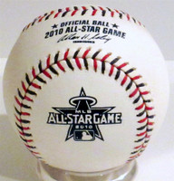 Miguel Cabrera Autographed Baseball - Official 2010 All Star Ball (Pre-Order)
