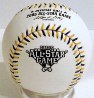 Miguel Cabrera Autographed Baseball - Official 2006 All Star Ball (Pre-Order)