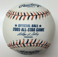 Miguel Cabrera Autographed Baseball - Official 2005 All Star Ball (Pre-Order)