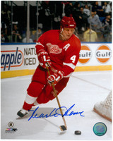 Mark Howe Autographed Detroit Red Wings 8x10 Photo #1 (Pre-Order)