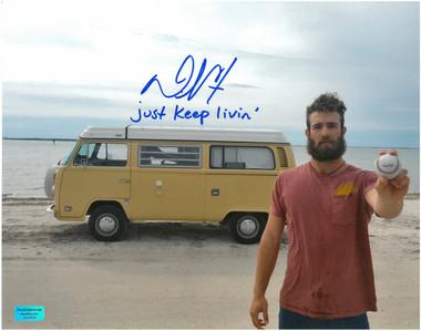 """Daniel Norris Van Man """"Just Keep Livin"""""""