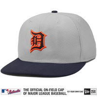 Detroit Tigers Authentic Collection Diamond Era 59FIFTY Road Cap
