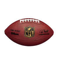 Ameer Abdullah Autographed Official NFL Game Football (Pre-Order)