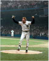Kirk Gibson Autographed 8x10 Photo #1 - 1984 WS HR(Pre-Order)