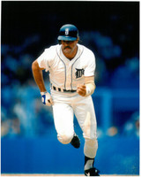 Kirk Gibson Autographed 8x10 Photo #3 - Running Hard (Pre-Order)