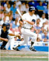 Kirk Gibson Autographed 8x10 Photo #5 - Home Batting (Pre-Order)