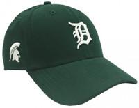 MSU Spartans Tigers Hat