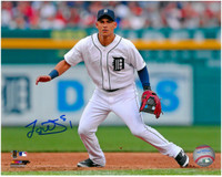 Jose Iglesias Autographed Photo