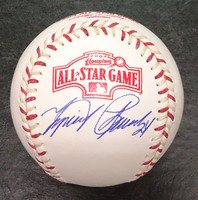 Miguel Cabrera Autographed 2004 All Star Baseball