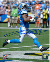 Ameer Abdullah Autographed Photo
