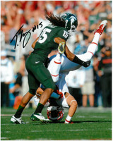Trae Waynes Autographed Photo