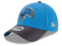 Detroit Lions NFL Gold Collection On Field 39THIRTY Cap