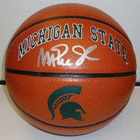 Magic Johnson MSU Spartans Basketball