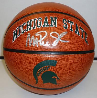 Magic Johnson MSU Spartans Basketball