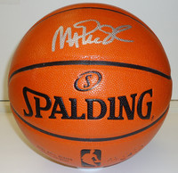 Magic Johnson Autographed NBA Spalding I/O Basketball (Pre-Order)