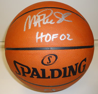 Magic Johnson Autographed NBA Spalding Leather Basketball (Pre-Order)