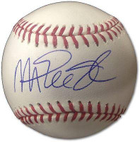 Magic Johnson Autographed Official Major League Baseball (Pre-Order)
